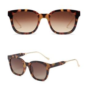 Accessories - New Tortoise Frame Classic Polarized Sunglasses